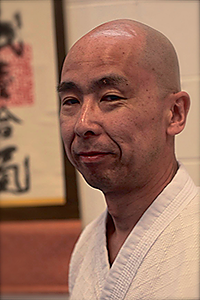 Akinori portrait