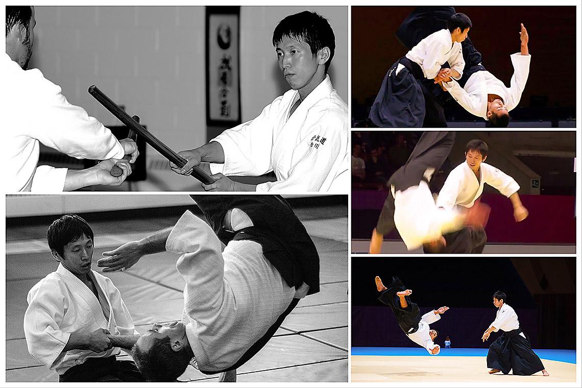 Ryuji Shirakawa Shihan